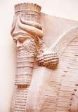 Sumerian артефакт стоковое изображение rf