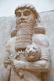 Sumerian артефакт стоковые фото
