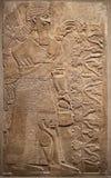 Sumerian Annunaki Stock Photo