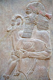 Sumerian artifact Royalty Free Stock Image