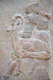 Sumerian artifact Royalty Free Stock Image