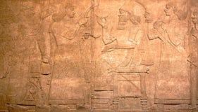 Sumerian artifact Royalty Free Stock Photo