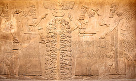 Sumerian artifact Stock Images
