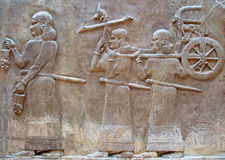 Sumerian artifact Royalty Free Stock Images
