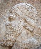 Sumerian kulturföremål Royaltyfri Fotografi