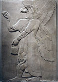 Sumerisches annunaki Stockfotos