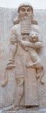 Sumerisches Artefakt Stockbilder