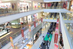 Shopping Orchard road Singapore. 313@Sumerset shopping mall interior in Orchard Road Stock Photo