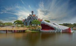 Sumeru Mountain Palace, Ancient Cityf Bangkok Stock Photography