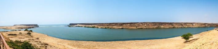 Sumhuram Salalah, Dhofar, Oman arkivfoton