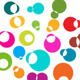 Sumi Circle abstract backdrop backgrounds bright Royalty Free Stock Photography