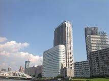 Sumidarivier in Tokyo Royalty-vrije Stock Fotografie