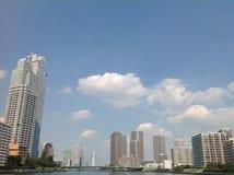 Sumidarivier in Tokyo Stock Foto