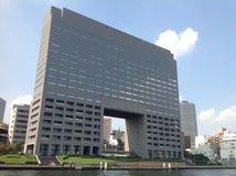Sumidarivier in Tokyo Royalty-vrije Stock Foto's