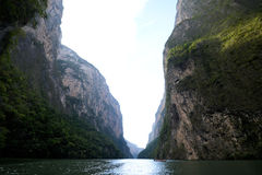 Sumidero Canyon Stock Photo