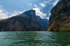 Sumidero Canyon Stock Photos