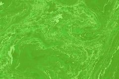 Suminagashi-Marmorbeschaffenheit handgemalt mit Stockfoto