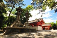 Sumiyoshi Taisha Arkivbilder