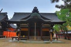 Sumiyoshi Taisha Shrine, Osaka, Japan Stock Photo