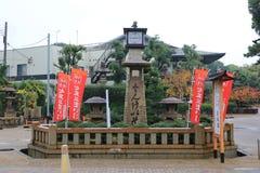 Sumiyoshi Taisha Shrine, Osaka, Japan. The Sumiyoshi Taisha Shrine, Osaka, Japan stock images