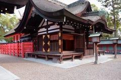 Sumiyoshi Taisha Shrine, Osaka Royalty Free Stock Photography
