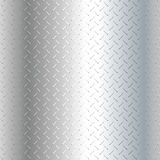Summary of metal texture vector. Royalty Free Stock Photography