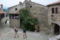 Summen in Kroatien Stockbild