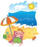 Summer stock photography