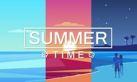 Summer2 illustration libre de droits