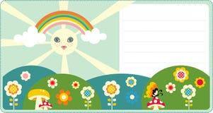 Summer stock illustration
