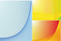 Summer Abstract Picture Royalty Free Stock Images