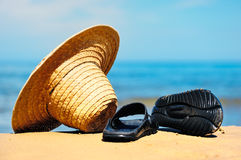 Summer Accessory Royalty Free Stock Photos