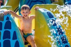 Summer adventures at sea Royalty Free Stock Photos