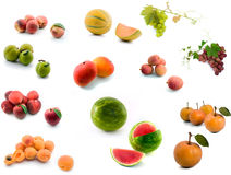 Free Summer And Exotic Fruits Stock Photography - 6096352