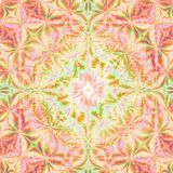 Summer And Spring Colors Abstract Background Template Design Stock Photography