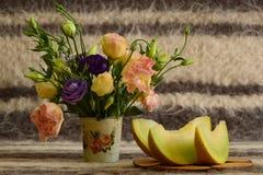 Summer arrangement Stock Photos