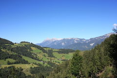 Summer in Austria Royalty Free Stock Images