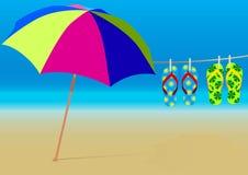 Summer Background stock illustration