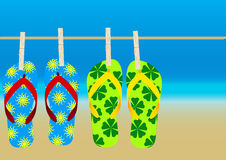 Summer Background stock illustration