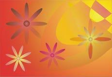 Summer background. Bright sunny background Stock Image