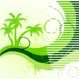 Summer background. Stock Photography