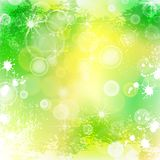 Summer background 03. Bright summer background, illustration clip-art royalty free illustration
