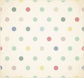 Summer background with circles. Stock Photography