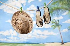 Summer background Stock Photos