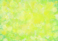 Summer background. Green blur bokeh summer background Stock Photo
