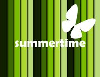 Summer background. vector. abstract Stock Images