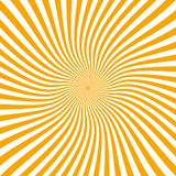 Summer background with orange yellow rays summer sun hot swirl with space for your message. Vector illustration EPS 10 for design vector illustration