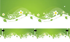 Summer background seamless Royalty Free Stock Photos