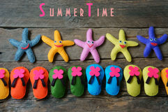 Summer background , summertime Stock Photo