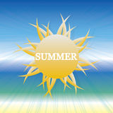Summer Background . Stock Photography
